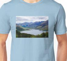 Still Waters of Loch Duich Unisex T-Shirt
