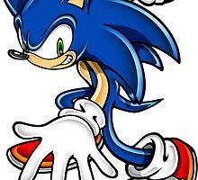 Sonic 3 by ajedynak