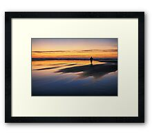 Peace In Solitude Framed Print