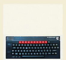 BBC Micro top-down by nikhorne