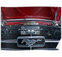 American Muscle: Mustang Poster