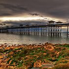 Llandudno Pier by Adrian Evans