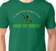 Seize the Moment - Peter Pan Unisex T-Shirt