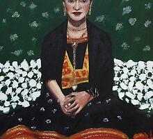 Frida Kahlo (full size) by Ellebee2