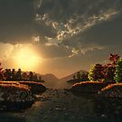 Rocky Revine by 3DdesktopsUK