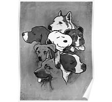 Doggies! Poster