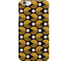 Endless Pac-Man Print iPhone Case/Skin
