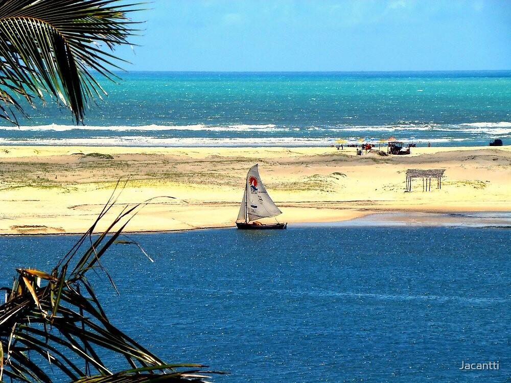 Barra de Cunhaú-RN-Brazil (by Jacantti) by Jacantti