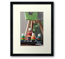 Art for Arts sake Framed Print