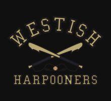 Westish Harpooners Baby Tee