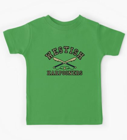 Westish Harpooners Kids Tee