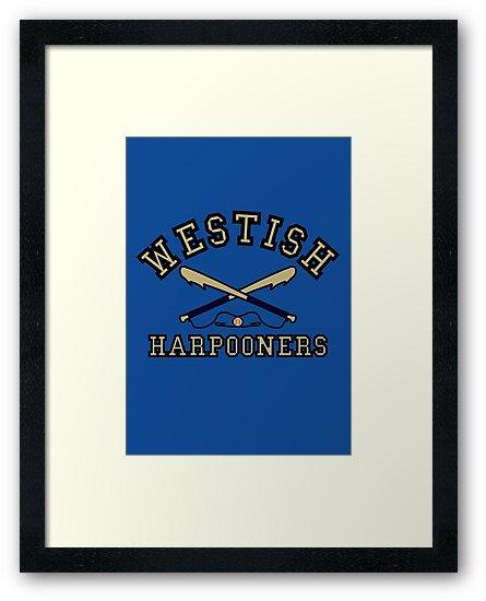 Westish Harpooners by lethalfizzle