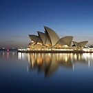 Sydney opera house by donnnnnny