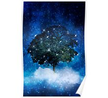 Tree In The Sky Poster