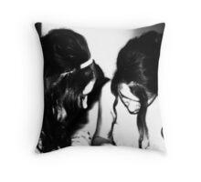 Dressing Throw Pillow