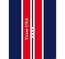Team USA Print Posters Decoration Photographic Print