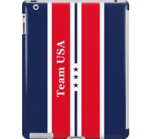 Team USA Print Posters Decoration iPad Case/Skin