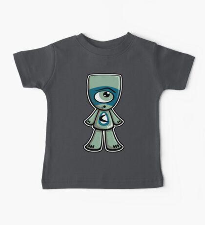 Cyclops Mascot Baby Tee