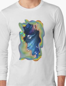 Bubbles from outer space. Long Sleeve T-Shirt