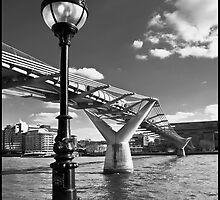 Millennium Bridge by akirby77