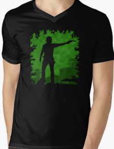 The Apocalypse - Rick Grimes Mens V-Neck T-Shirt
