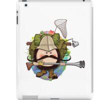 The Fosseway Fuzzies - Gunther Lunch iPad Case/Skin