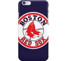 Red Sox Logo iPhone Case/Skin