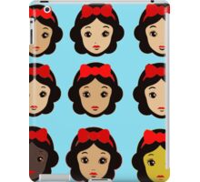 Snow White and eight sisters iPad Case/Skin
