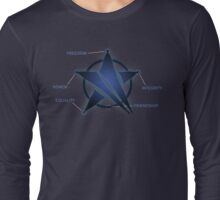 The Shattered Star Ideals Long Sleeve T-Shirt