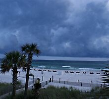 Storm Clouds by Sandy Keeton