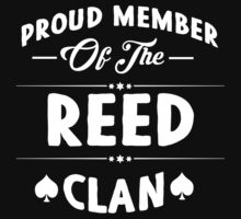 Proud member of the Reed clan! by keepingcalm