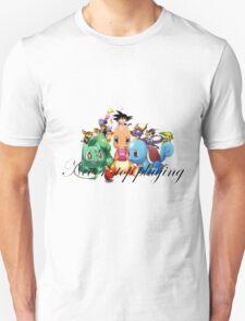 never stop play T-Shirt