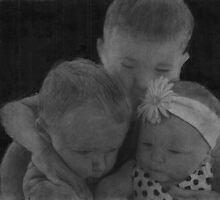 Siblings by Amber k.