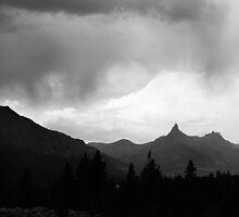 Beartooth Mountain by Susan Chandler