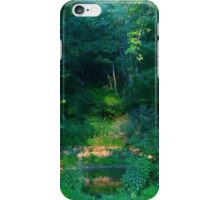 Down by the Forest iPhone Case/Skin