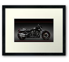 Harley Davidson VRSCD Night Rod Special Framed Print