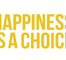 Yellow Happiness by Alice Thorpe