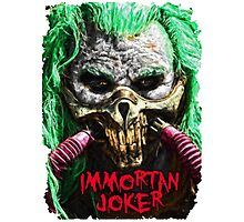 Immortan Joker Photographic Print
