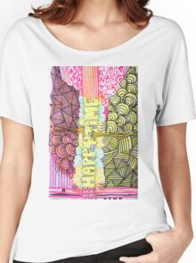 A BOMB - LARGE FORMAT  Women's Relaxed Fit T-Shirt