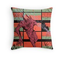 Fake Metal Gear Solid V Graphic Novel cover Throw Pillow