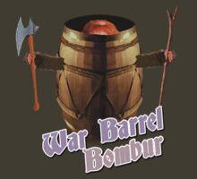 War Barrel Bombur by Sazanami