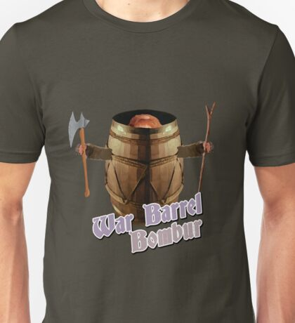 War Barrel Bombur Unisex T-Shirt