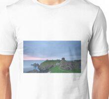 Dunnottar Castle at Sunrise Unisex T-Shirt