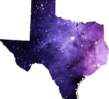 Purple Texas Nebula by everyonedesigns