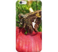 Petal Percher iPhone Case/Skin