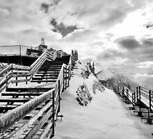 Gondola Ride and Walk Banff, AB  Canada by Laurast