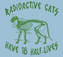 Radioactive Cats Kids Clothes