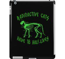 Radioactive Cats iPad Case/Skin