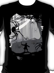 The Little Limbbit and the Spiders T-Shirt
