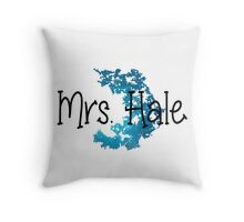 Derek Hale's Wife Throw Pillow